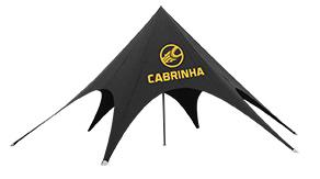 17 Cab Star Tent Frame